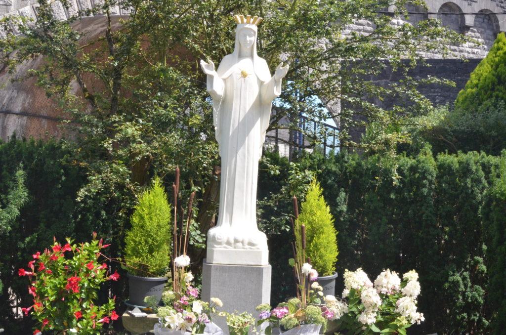 Apparition de la vierge à Beauraing